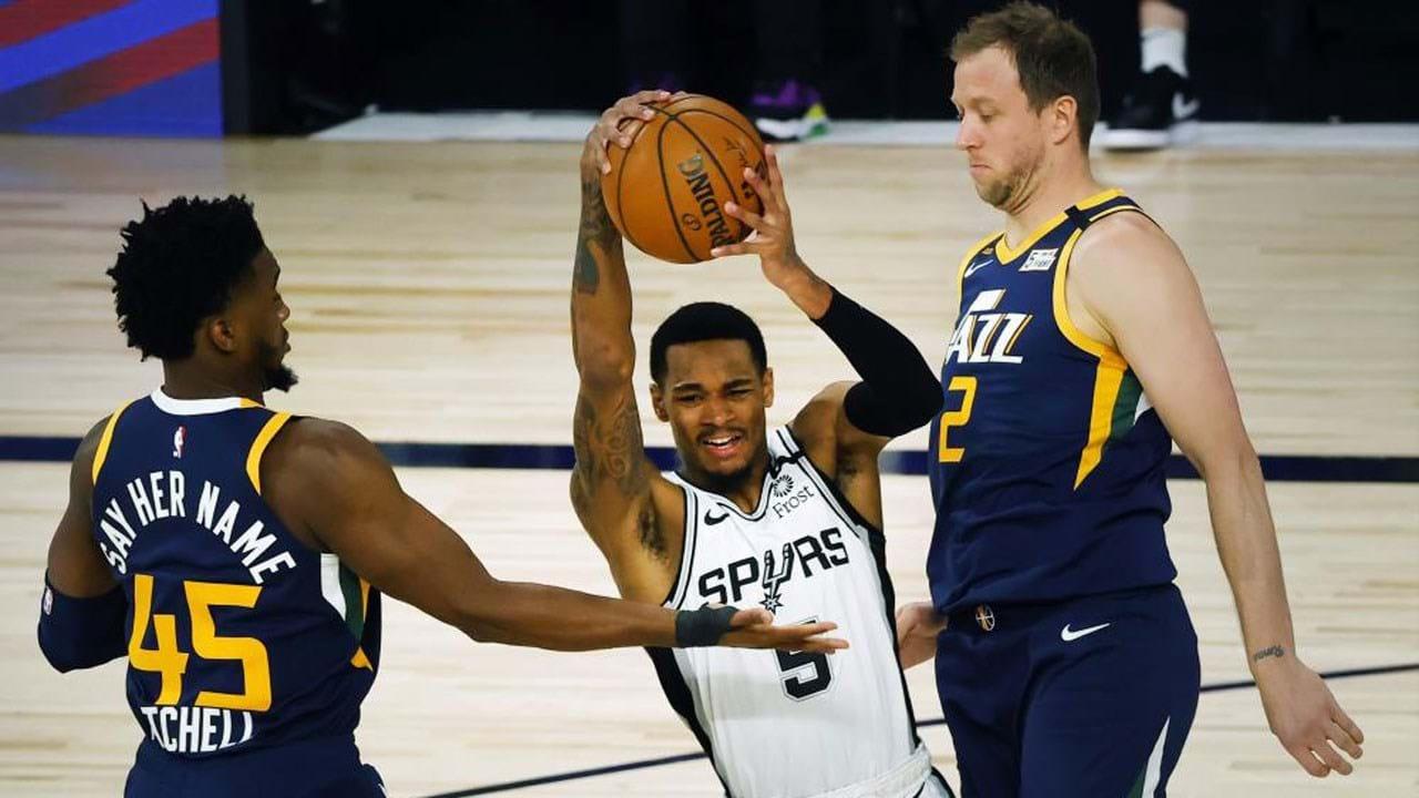 San Antonio Spurs falham play-offs da NBA após 22 presenças consecutivas - NBA - Jornal Record
