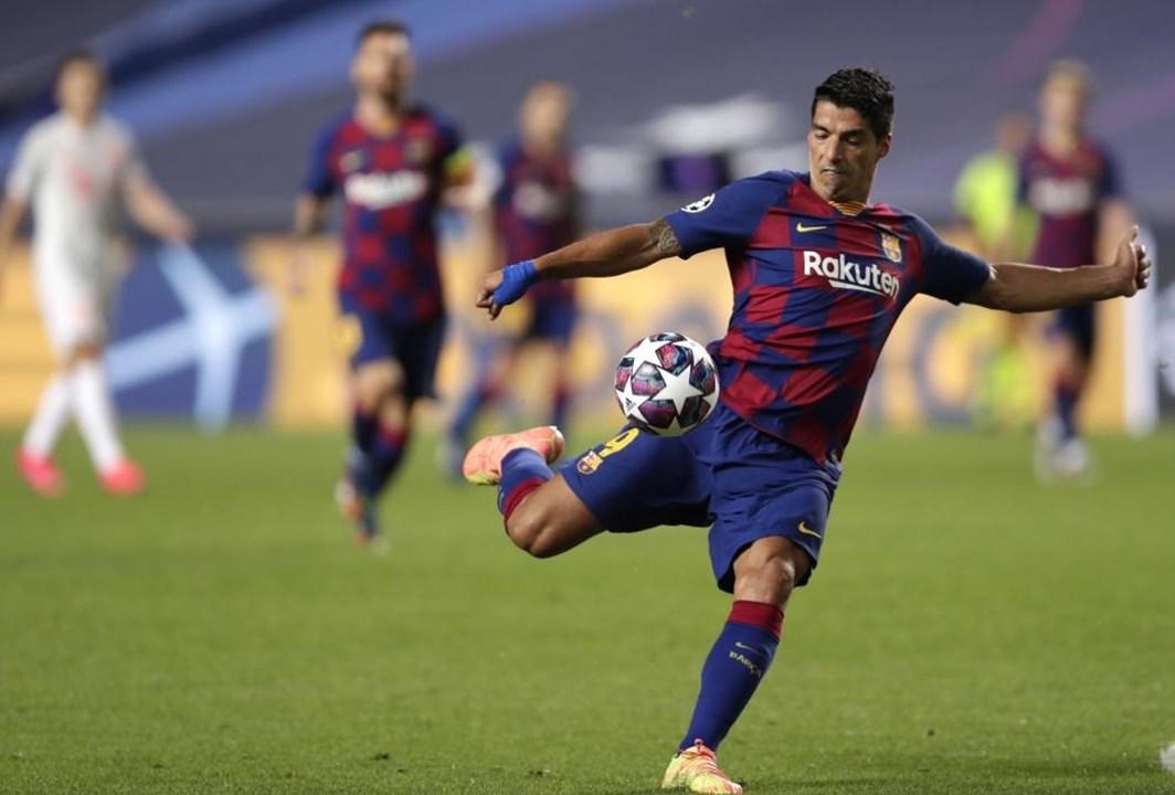 Luis Suárez - Contratado ao Liverpool em 2014 por 82 milhões de euros. Continua na equipa.