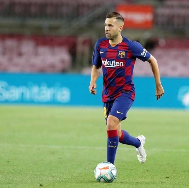 Jordi Alba - 14M€