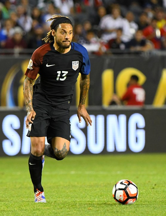 14. Jermaine Jones - Expulsões: 14