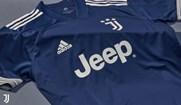 Equipamento alternativo da Juventus para 2020/21