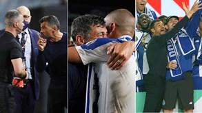 A noite especial de Sérgio Conceição: raiva, lágrimas e um gesto tremendo com Casillas