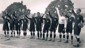 Desporto com História: 95 anos da primeira vitória de Portugal