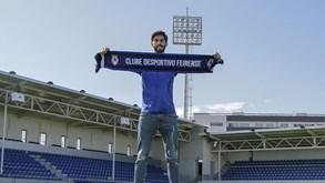 Pedro Monteiro é o quinto reforço do Feirense