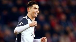 UEFA recorda os impressionantes números de Cristiano Ronaldo na Liga dos Campeões