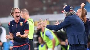 Génova vence na receção ao Hellas Verona de Miguel Veloso e garante manutenção na Serie A