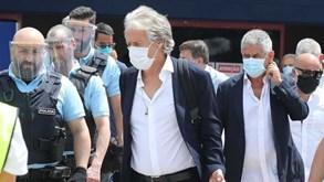 Dia de Jorge Jesus: arranca novo ciclo do treinador à frente do Benfica