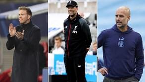 Ingleses colocam 3 portugueses entre os 20 melhores treinadores da atualidade