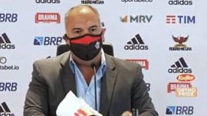 Marcos Braz e o pagamento da cláusula de Jesus: «Não é brincadeira, são contratos internacionais»