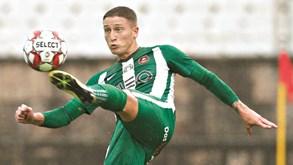 Cláusula de Nuno Santos pode originar guerra jurídica entre FC Porto e Benfica