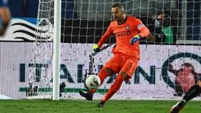 Inter de Milão-Getafe: primeiro confronto entre as duas equipas