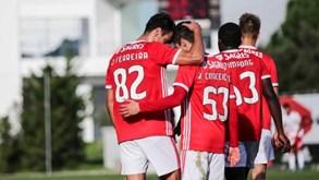 Filho de Sérgio Conceição diz adeus ao Benfica: «Cinco anos de aprendizagem, de evolução»