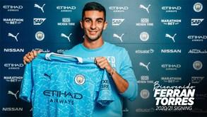 Mercado: Manchester City anuncia reforço, Cebolinha a um passo do Benfica e filho de Conceição troca Luz pelo Dragão