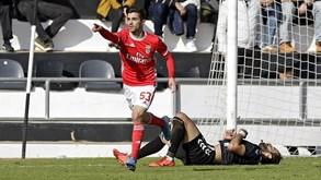 Filho de Sérgio Conceição vai trocar Benfica pelo FC Porto