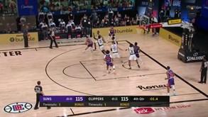 Devin Booker dá vitória aos Suns com 'buzzer beater' sensacional