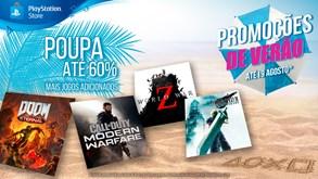 PS Store: Novos títulos adicionados às Promoções de Verão