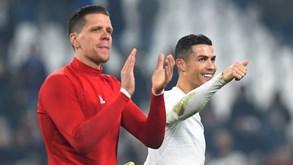 Szczesny: «Cristiano Ronaldo está pronto a fazer outro milagre»