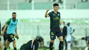 Médio Pepelu foi oferecido ao Sporting