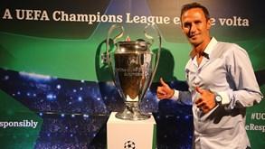 Ricardo Carvalho: «Receber esta prova é o reconhecimento da UEFA pelo nosso país»