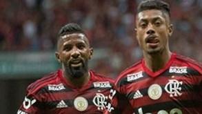 Benfica com esperança por Gerson e Bruno Henrique