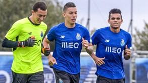 Compromisso do plantel do FC Porto estende-se às férias
