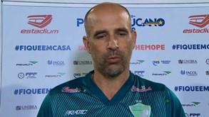 Treinador português conquista título pernambucano: «Orgulho»
