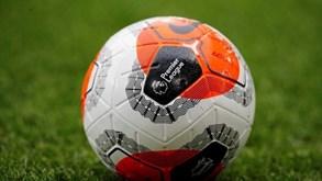 Premier League vai ter apenas três substituições em 2020/21