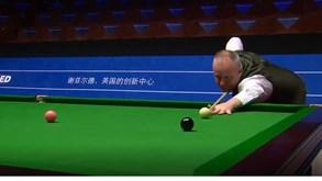 Higgins faz a 11.ª primeira tacada máxima da história do Mundial de Snooker