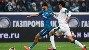 Zenit-Lokomotiv Moscovo: Supertaça russa em jogo