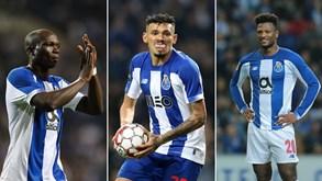 Revolução no ataque do FC Porto