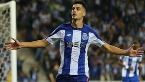 Diogo Leite: Valencia e FC Porto separados por 5 milhões de euros