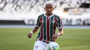 Brasileiros dão conta do interesse do Benfica em Marcos Paulo