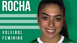 Gabriella Rocha reforça equipa feminina de voleibol do Sporting