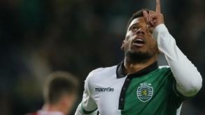 Ex-Sporting André dispensado do Grémio