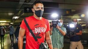 Fluminense corre o risco de não receber totalidade da verba pela venda de Gilberto