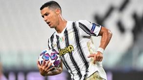 «Super Cristiano Ronaldo não chegou»: italianos falam em noite inglória do português