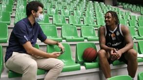 Travante Williams: «Jogar sem público é uma porcaria mas não jogar é pior»