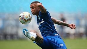 Everton em Lisboa já na segunda-feira para integrar preparação do Benfica