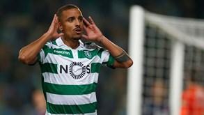 Bruno Gaspar pode voltar a Alvalade