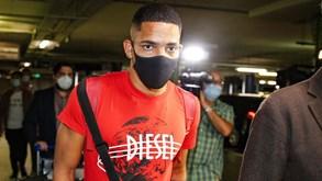 Gilberto acerta contrato com o Benfica antes dos testes médicos