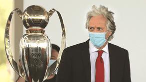 Equipa à imagem de Jesus: época do Benfica arranca