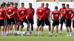 Jogadores do Benfica na porta de saída da Luz: confira a lista de transferíveis