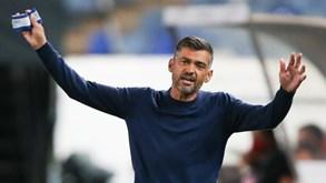 Italianos apontam Sérgio Conceição ao lugar de Sarri na Juventus