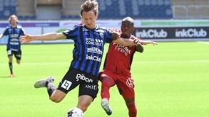 IK Sirius-Varbergs: equipas ultrapassam série negativa de resultados