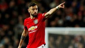 Manchester United-Copenhaga: Bruno Fernandes procura acesso à meia-final da Liga Europa