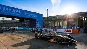 Presidente da República felicita Félix da Costa pelo título mundial de Fórmula E
