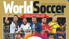 Benfica é o clube português mais representado nos 500 melhores da 'World Soccer'