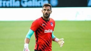 Adán vai ser jogador do Sporting: prémio de assinatura e salário de 800 mil euros por época