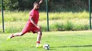 Fábio Paim regressa ao futebol dois anos depois para jogar na quarta divisão polaca