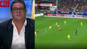 Fernando Mendes sobre Waldschmidt: «Então mas o Bayern ou Dortmund andam a dormir para ninguém o querer?»